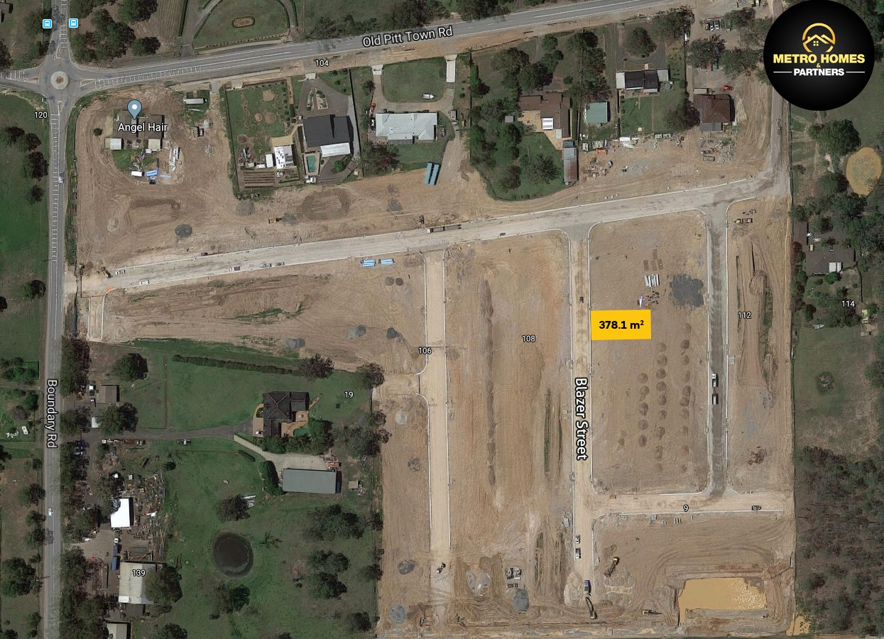 land for sale in box hill nsw