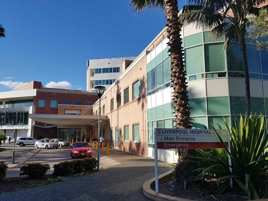 liverpool nsw hospital